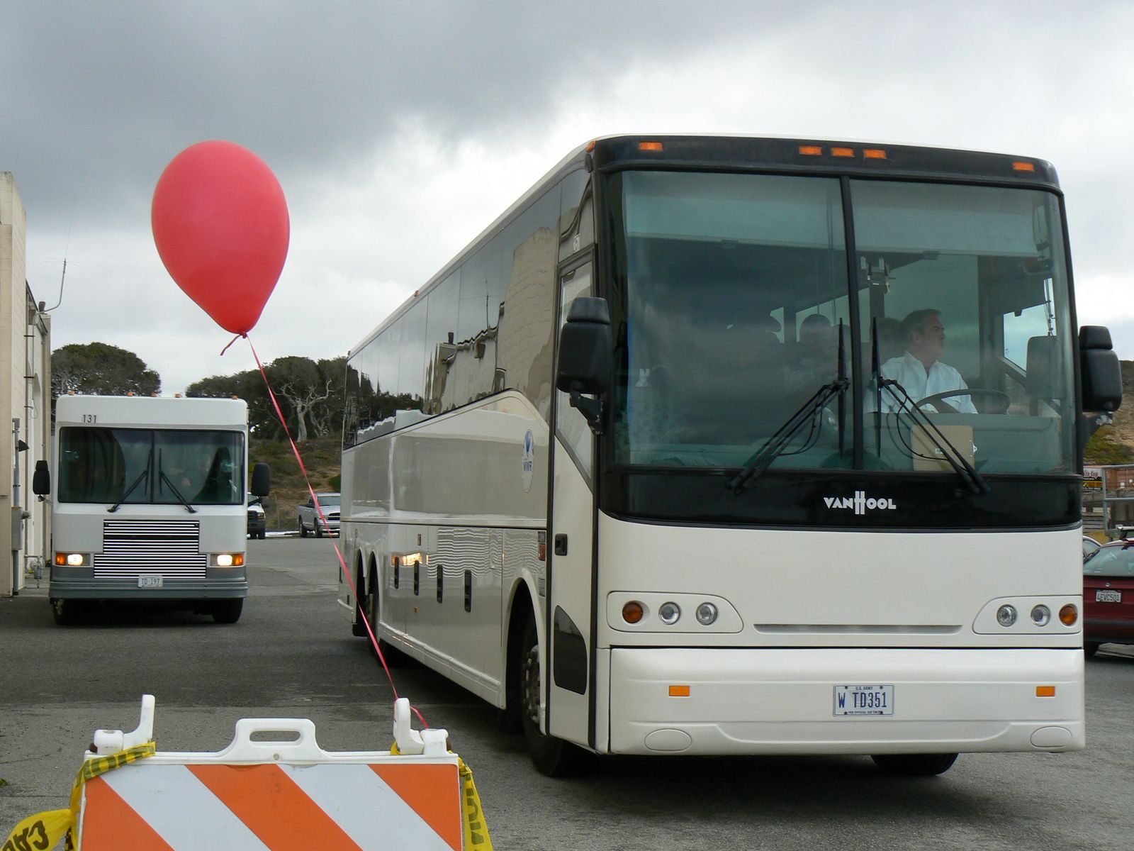 Fort Ord Cleanup Open House Bus Tour